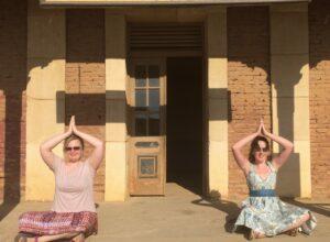 vegetarian yoga retreat, retreat holidays in the sun, hatha yoga holidays