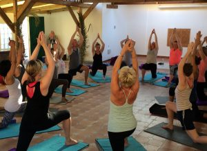 yoga almeria, yoga retreat spain, luxury yoga retreats